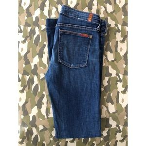 7 For All Mankind Jeans - Size 29